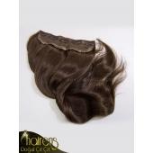 Çikolata Kahve Yarım Ay Çıt Çıt Saç