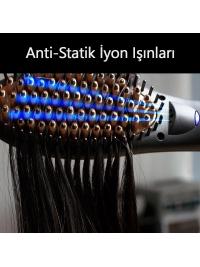 Saç Düzleştirici tarak fırça