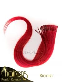 Kırmızı Kaynak Saç